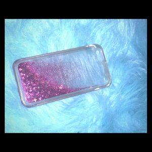 I phone 6/6s glitter phone case!